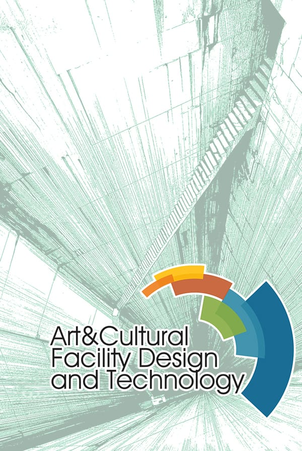 China Art Culture Facility Conference 2016 Shanghai poster