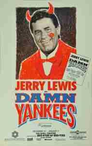 Damn Yankees (Broadway) Jerry Lewis