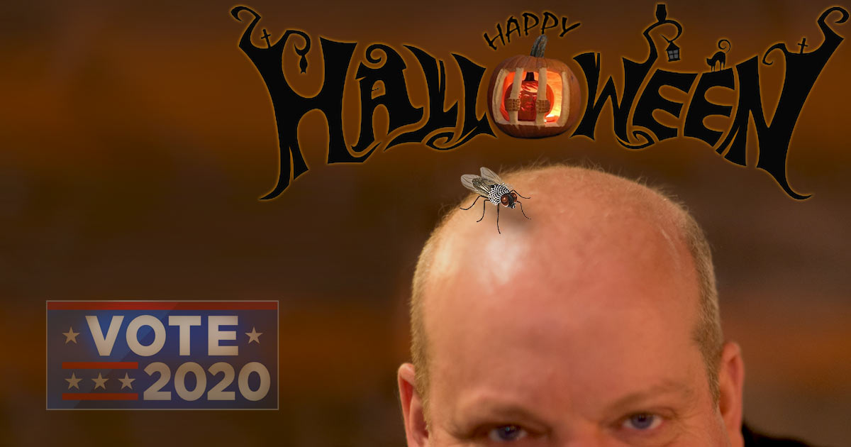 Happy Halloween: Now Vote