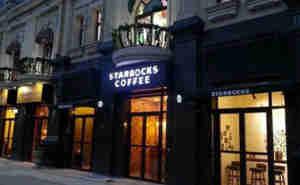 Fake Starbucks Starbocks Coffee in Shenyang