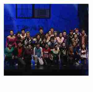 David de Silva's FAME in Mandarin in Beijing with Central Acaademy of Drama