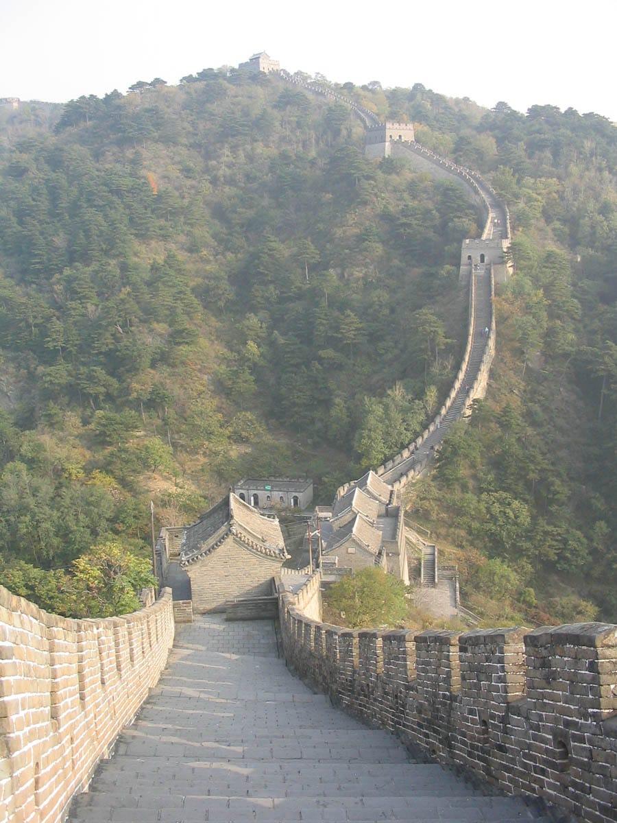 Great Wall at Mutianyu Big Dipper