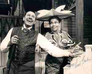 Hello, Dolly! Starring Pearl Bailey & Cab-Calloway Production Photo
