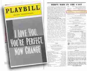 I Love You Your Perfect Now Change (New York)
