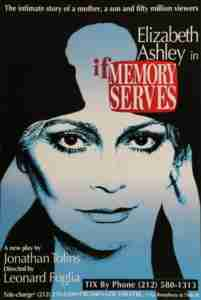 If Memory Serves (Off Broadway)