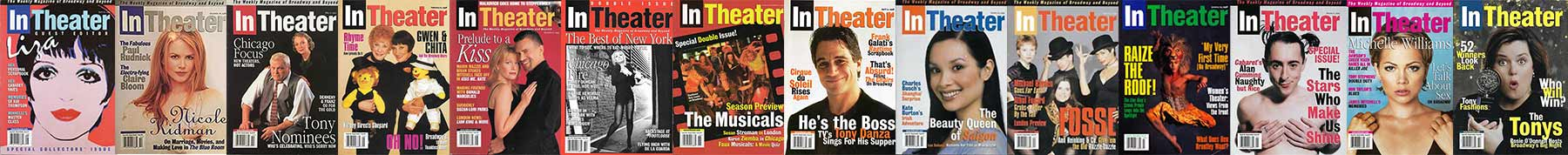 InTheater Magazine