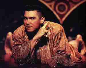 King and I Broadway king