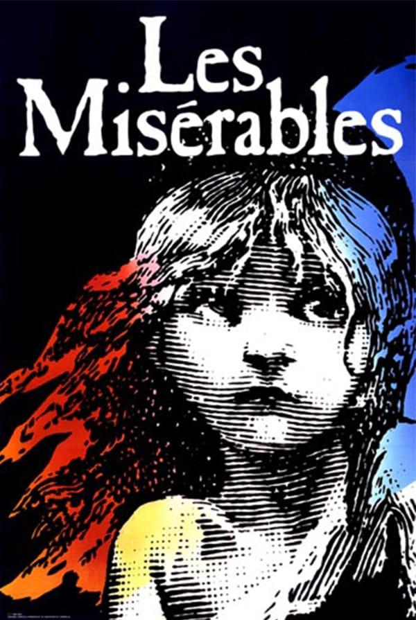 Les Miserables Vancouver Poster