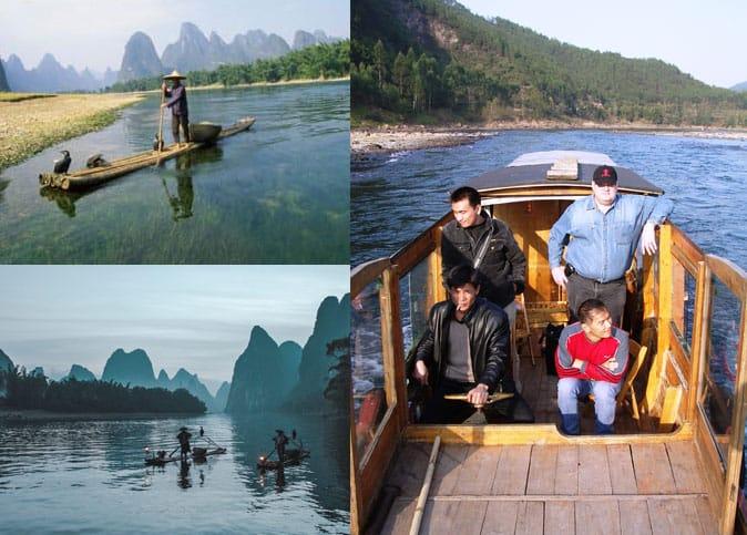 Li River Sights