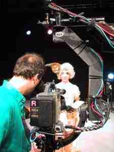 MTI Orchextra DVD Video Shoot 1