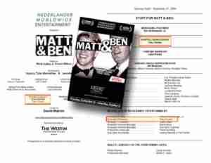 Matt Ben Atlanta Program