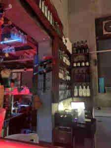 Moon Bar Shanghai bar corner