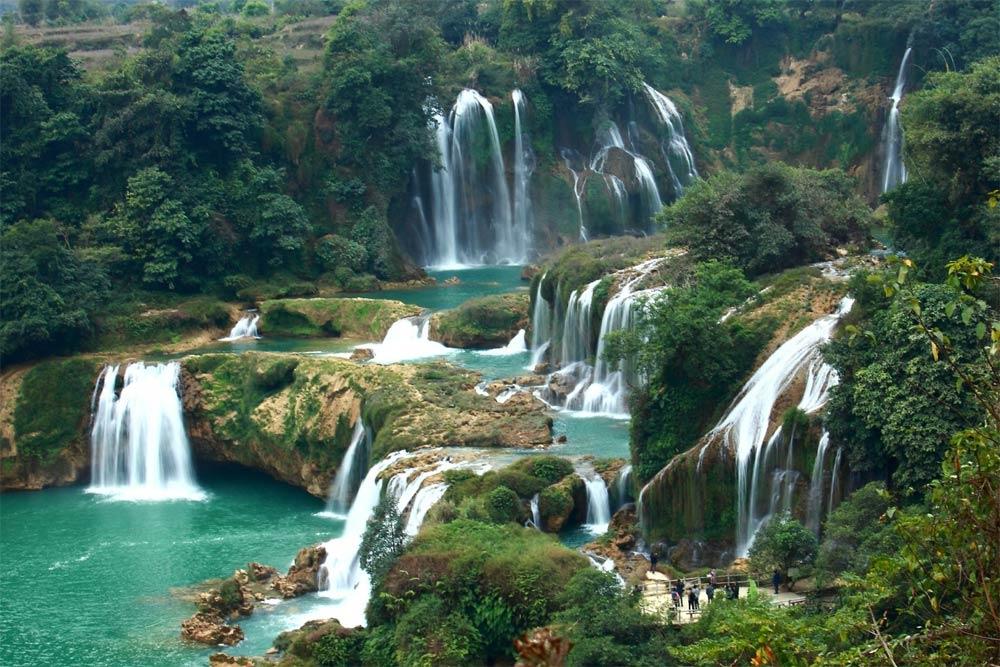 Nanning Detian Waterfall