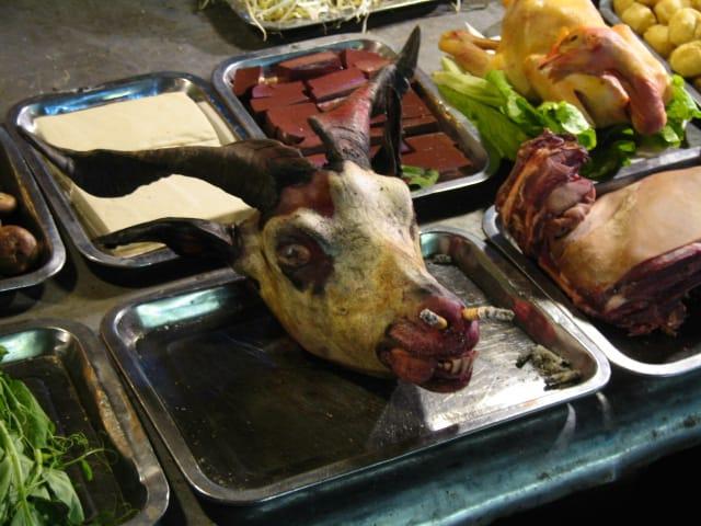 Nanning ZhongShan Lu Night Market