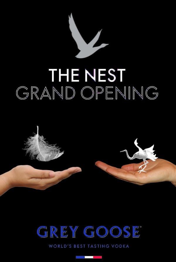 Nest Opening 2015 Shanghai Poster