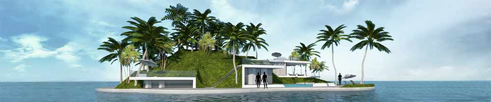 Private Island retirement dream