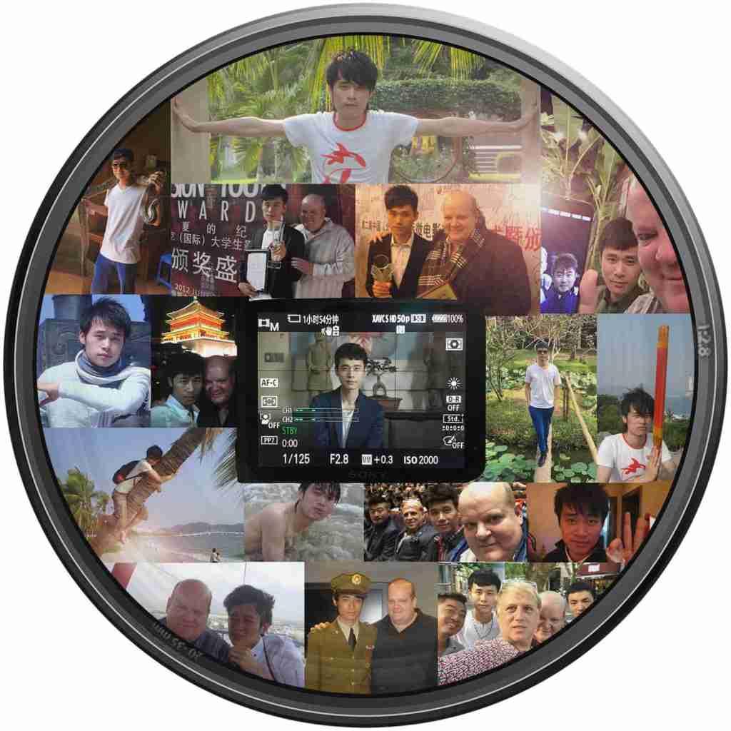 Ryan Chen happy memories