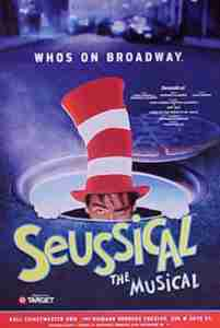 Seussical (Broadway) [Poster]