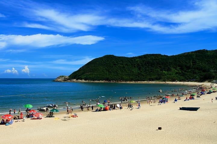 Shenzhen Xichong Beach