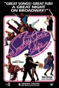 Smokey Joe's Cafe (Broadway)