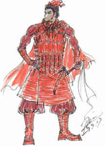 The First Emperor Costume Design 04