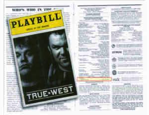 True West (Broadway)