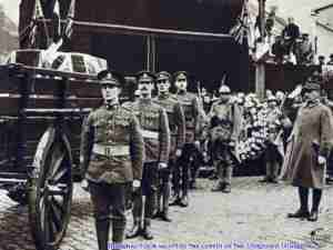 UnknownSolider UK france wagon marshall salute