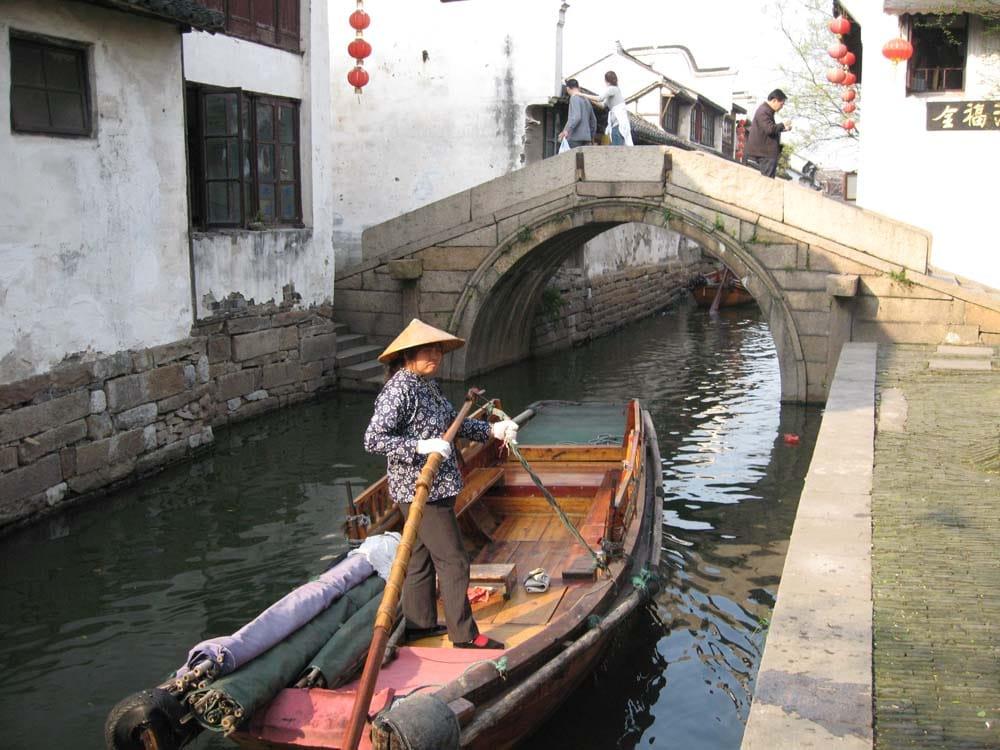 ZhouZhuang Water Town 01