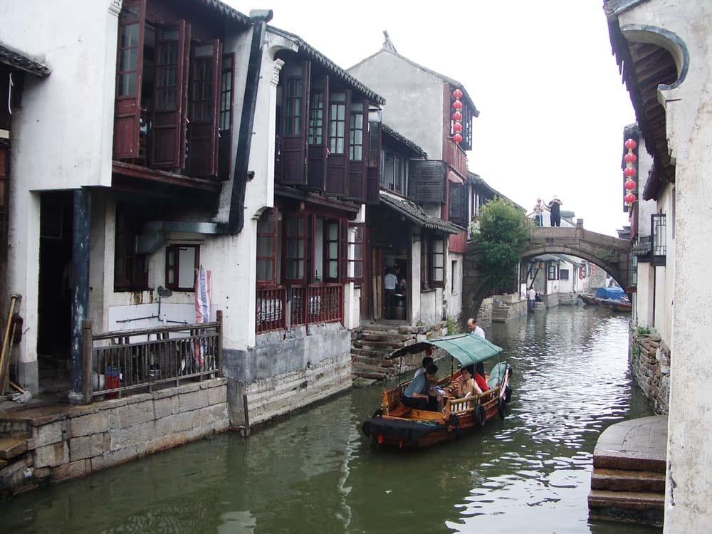ZhouZhuang Water Town 02