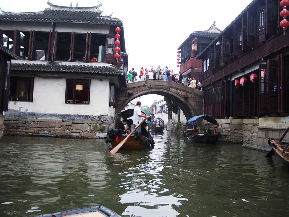 ZhouZhuang Water Town 03