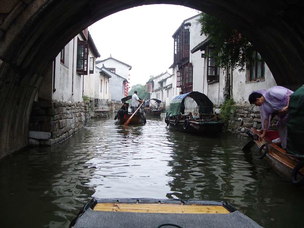 ZhouZhuang Water Town 04