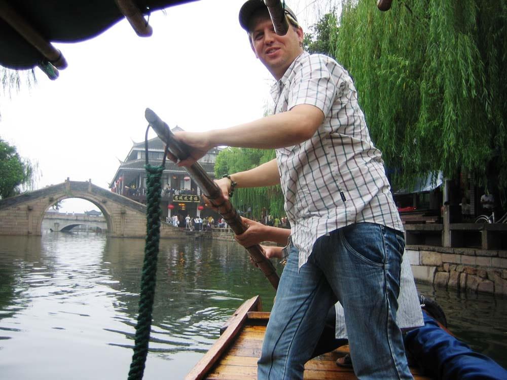 ZhouZhuang Water Town 07