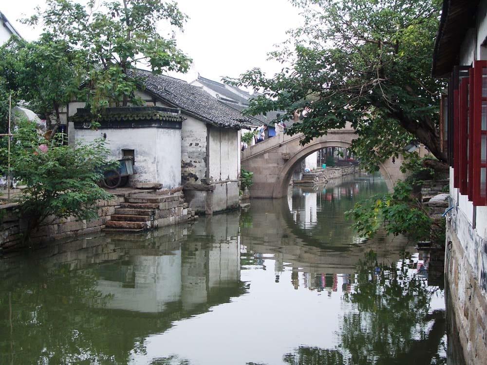 ZhouZhuang Water Town 09