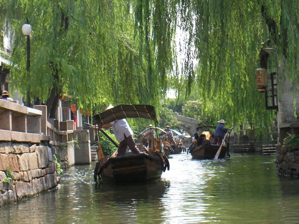 ZhouZhuang Water Town 14