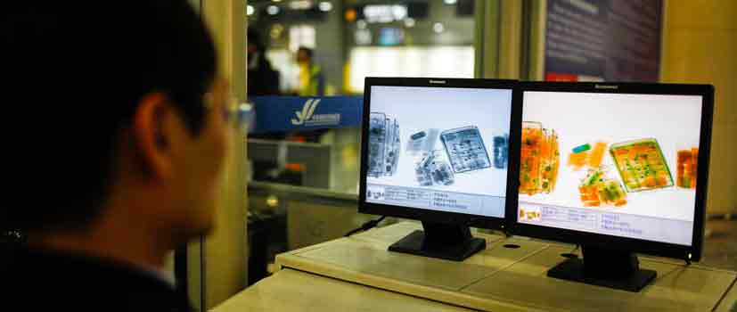 china guide airportdeparture security