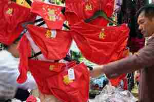 chinese new year myths red underwear