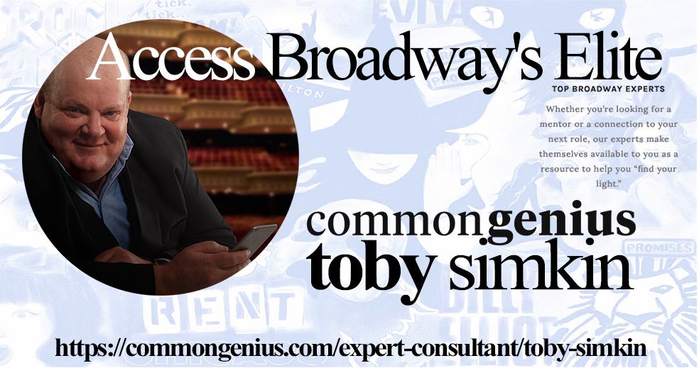 CommonGenius: Toby Simkin