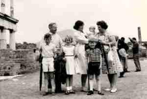 cruise oriana pompeii family