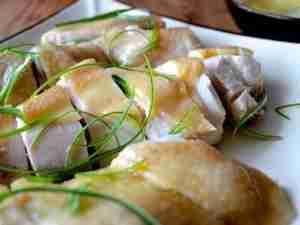 guide food GuangdongBaiQieChicken