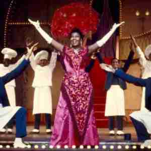 Hello, Dolly! Starring Pearl Bailey (Kennedy Centre) iconic