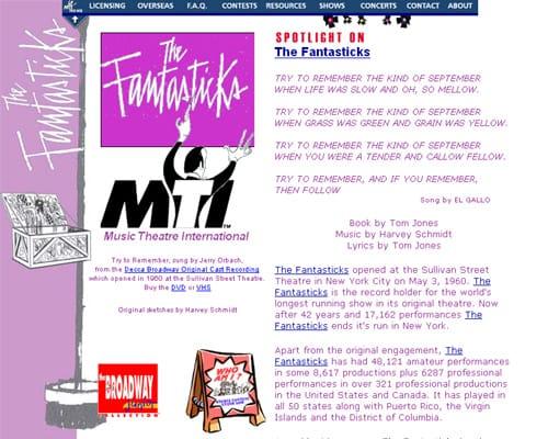 www.mti fantasticks.com